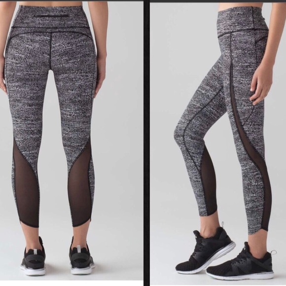 20cbff8e80 lululemon athletica Pants | Lululemon Pace Perfect 78 Leggings ...
